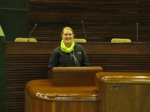 Me, pretending to read an 18 hour speech like uMntwana wakwaPhindangene iNkosi uMangosuthu Buthelezi at the former KwaZulu Legislative Assembly in June 2014.